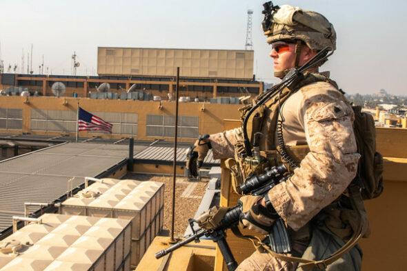 EEUU en Iraq libre