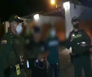 Foto: Policía de Bucaramanga